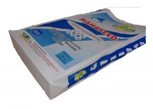 China 25Kg Organic PP Woven Fertilizer Bags on sale