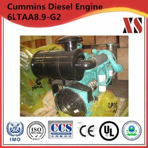 China Dongfeng Cummins 6LTAA8.9-G2 diesel engine for sale on sale