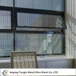 China Perforated Aluminum Security Screens Superior Strength and Security wholesale