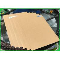 Grade AA 200g 250g 300g 350g 400g Solid Board Kraft Liner Paper With FSC Certification