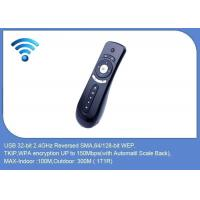 Mini Fly Air Mouse Rii I7 2.4 G Remoto Sem Fio Combo Built In 6 Axis Para Pc / Android Tv Box