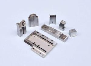 China ISO9001  Cavity Connector Mold Parts For Plastic Molding Industry on sale