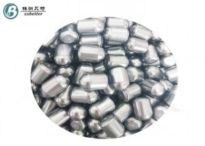 China HIP Sintered Tungsten Carbide Spherical Buttons For DTH Drill Bit on sale