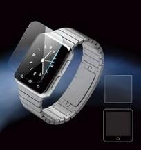 China Electronic Product Protect Sapphire Cover Glass For Smart Watch Screen on sale