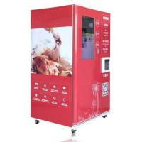China Metro Station , Airport Elevator Vending Machine Red / Automatic Products Vending Machine on sale