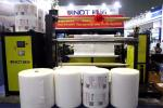 High Qualyty Production Three Layer Air Bubble Film Machine Protective Packing with PE raw materials Model No. DYF-2500