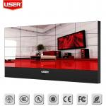 ultra narrow bezel 46 inch lcd video wall,large advertising lcd screens