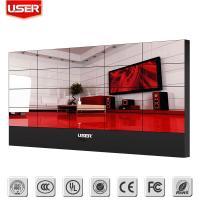 ultra narrow bezel 46 inch lcd video wall,large advertising lcd screens