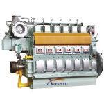 motor diesel 1000KW (Z6210)