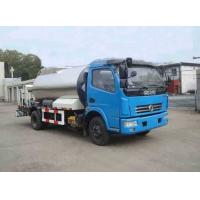 Four Wheels Special Purpose Trucks Dongfeng 6000L Bitumen Distributor Truck