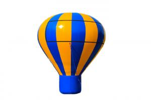 China Outdoor Inflatable Advertising Balloons , Giant Blow Up Marketing Balloons on sale