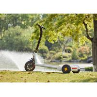 China DC Brushless Hub Motor Three Wheel Electric Scooter on sale