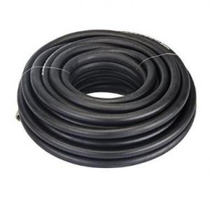 China High pressure wire reinforced water hose 1 inch rubber water hose pipe on sale