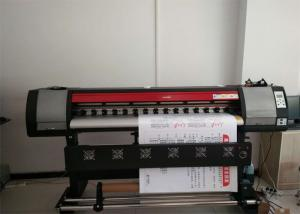China Eco Solvent Sublimation Printing Machine For Outdoor Material 2460x900x1320mm on sale
