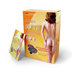 China Ganoderma Slim Fat Tea on sale