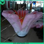 Valentine's Day Inflatable Flower Holiday Event Decoration Lily Flower Inflatable