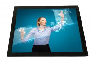 China 15 bezel free PCAP multi touchscreen AIO fanless Panel PC Celeron J1900, i3/i5/i7 vandal proof, G+G, IP65 front on sale