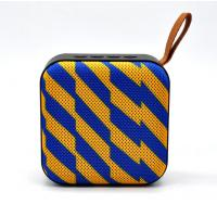 Fabric Square bluetooth speaker,  Portable Music  bluetooth speaker for Camping use