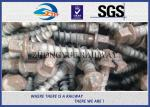 China Track Hex Head Railway Sleeper Screws , Square Head Screw Spike wholesale