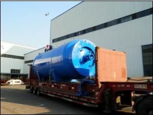 China Large Industrial CE Composite Autoclave φ 1.6MX6M For Carbon Fiber on sale