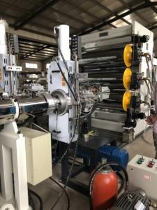 China Good Toughness PP Sheet Extrusion Line / Plastic Sheet Extrusion Line Smooth Surface on sale