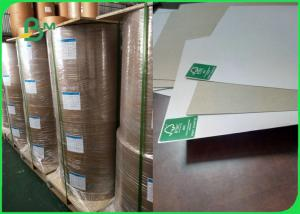 China 350gsm CCNB Coated Duplex Paperboard Sheet 900mm X 1220mm Printed Packaging Box on sale