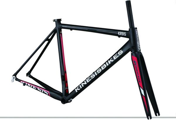 KR915 scandium road bike frame, superlight kinesis aero road bicycle ...