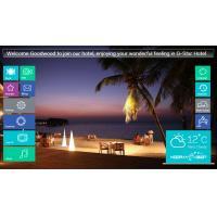 256 MB RAM IPTV System Solution WEB Browser Embedded FCC Certificated