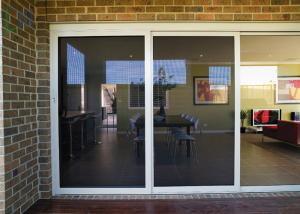 China Size Customized Aluminium Sliding Doors And Windows Waterproof / Soundproof on sale