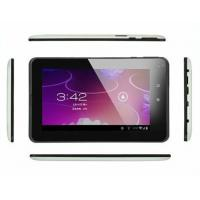 7 inch Dual Camera Android 4.0 Unlocked Android Smartphones 3G SIM Card Slot WCDMA 2100MHz