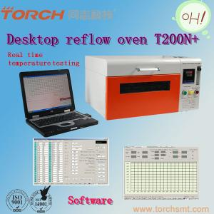 China reflow soldering machine SMT reflow oven machine T200N+ on sale
