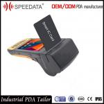 China Touch Screen Wireless Handheld Smart Card Reader for ID Card wholesale