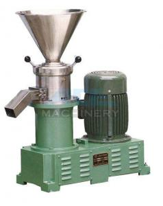 China Sanitary food grinding machine stainless steel colloid mill peanut butter sesame paste colloid mill on sale