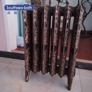 China 2018 new British Hot Sale High Quality Energy Saving Decorative Cast Iron Radiators on sale