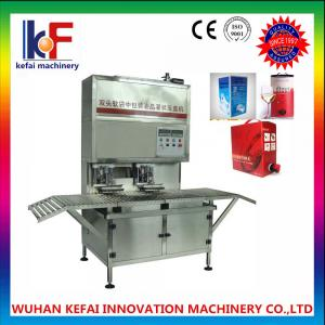 China factory price bag in box electronic cigarette liquid filling machinery made in china on sale