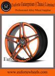 High Precision 1 Piece Forged Wheels, 20 Inch Gunmetal / Silver / Matt Black BMW Wheels
