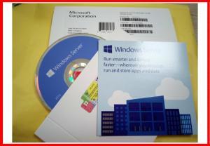 China Microsoft Windows Server 2016 Standard 64bit 2 x CPU - OEM Sealed-100% Genuine Sever 2016 standard Activation online on sale