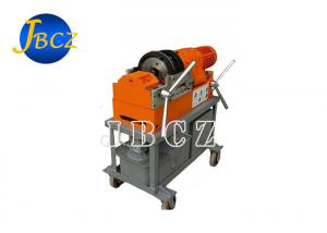 Quality 3.0KW Rebar Processing Machine Effectively Produce Conical Thread for sale