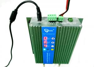 China Perimeter Electrostatic Induction Fence Alarm Systems With RS485 Communication on sale