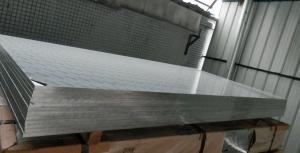 China High Strength Flat Aluminum plate 2024 , 4500mm Aluminium Plate on sale