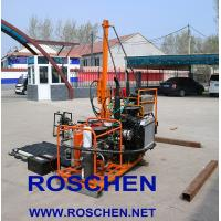 Portable Drilling Rig Equipment , Borehole Drilling Rig For Wireline Diamond Core Drilling