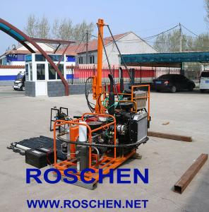 China Portable Drilling Rig Equipment , Borehole Drilling Rig For Wireline Diamond Core Drilling on sale