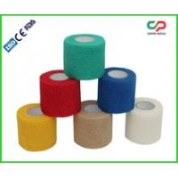 Non-woven cohesive Elastic bandages latex/latex free