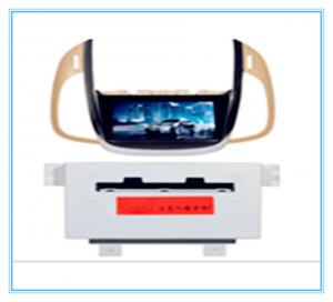 China BUICKTwo-dIN 8'' Car DVD Player with gps/TV/BT/RDS/IR/AUX/IPOD for New LaCROSSE on sale