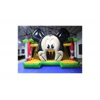 Disney Mickey Inflatable Jumping Bounce House With Needed Certificate