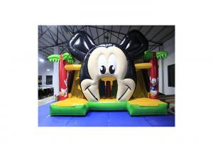 China Disney Mickey Inflatable Jumping Bounce House With Needed Certificate on sale