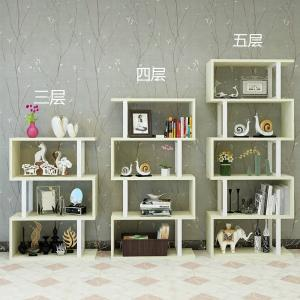 China Plywood Wall Display Cabinets Living Room Display Units Environmental on sale