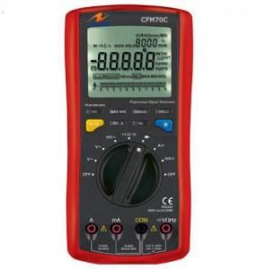 China Palm-Sized Multimeter fluke on sale