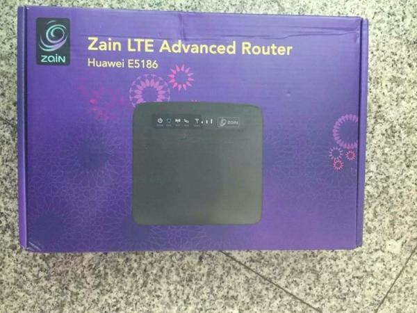Huawei E5186 E5186s-22a 4G Cat6 802 11ac LTE CPE wireless