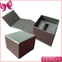 China Cheap Cost Silver Golden Paperboard Ring Jewellry Jewellery Boxes with Ring Holder Insert on sale